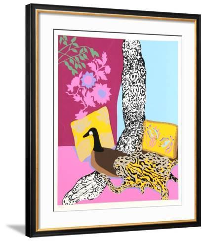 Anaconda-Hunt Slonem-Framed Art Print
