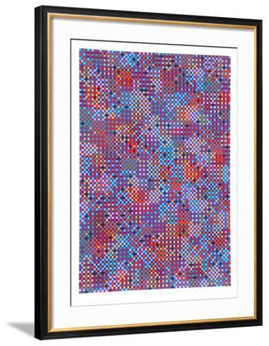Cuernavaca-Tony Bechara-Framed Art Print