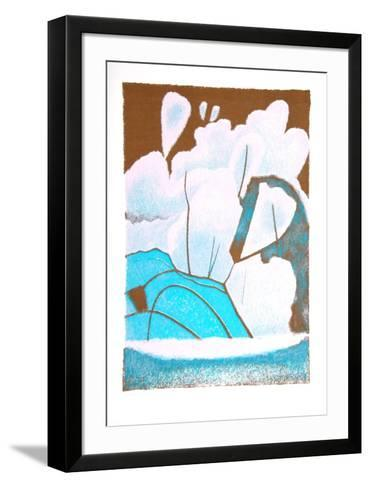 Snow Blossoms-Thomas F. Meehan-Framed Art Print