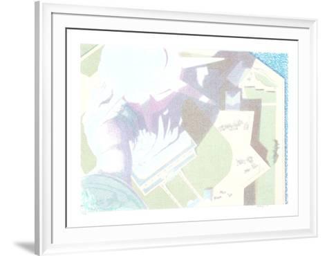 Statue of Liberty-Jim Sundquist-Framed Art Print