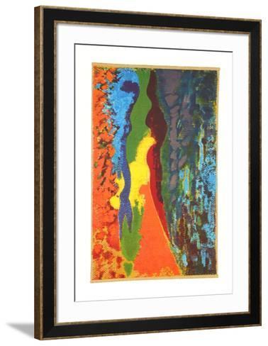 Pan-Claude Bellegarde-Framed Art Print