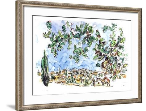 Nazareth-Chaim Gross-Framed Art Print