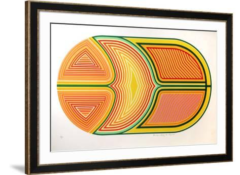 The Scarab-Evelyn Lopez de Guzman-Framed Art Print