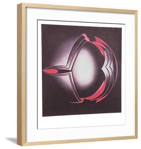 Diaz II-Jack Brusca-Framed Art Print