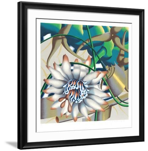 Morning Flower-Jack Brusca-Framed Art Print