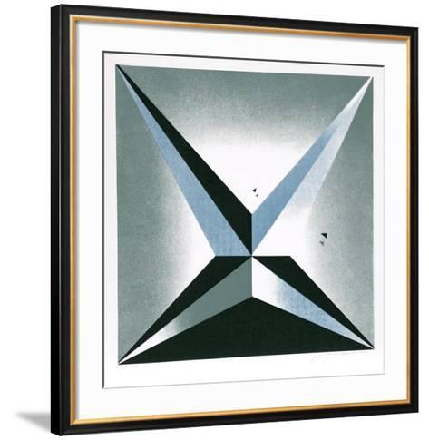 Star-Jack Brusca-Framed Art Print