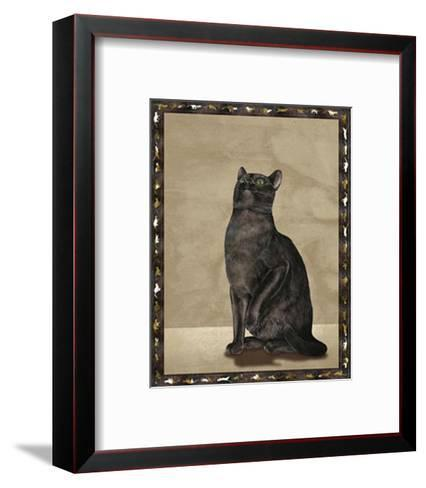 Cats I--Framed Art Print