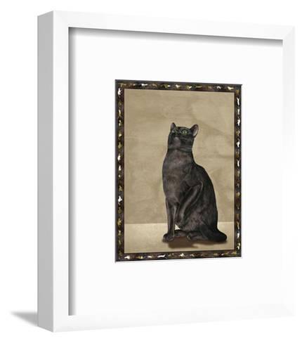 Cats I--Framed Art Print