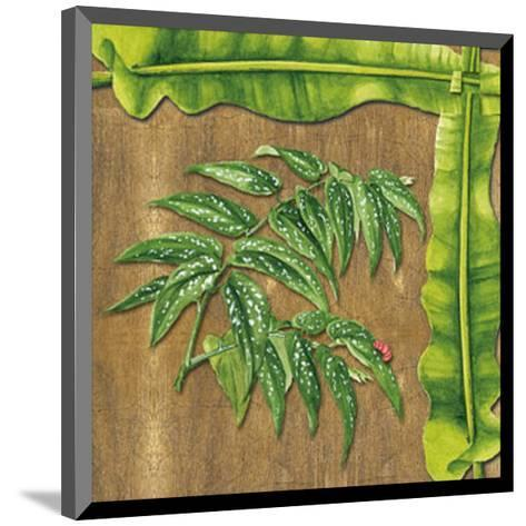 Leaves IV--Mounted Art Print