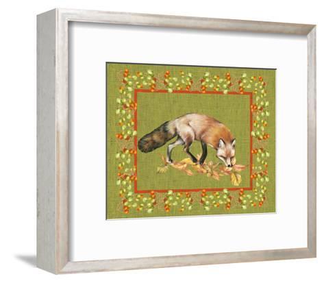 Nice Animals Fox--Framed Art Print