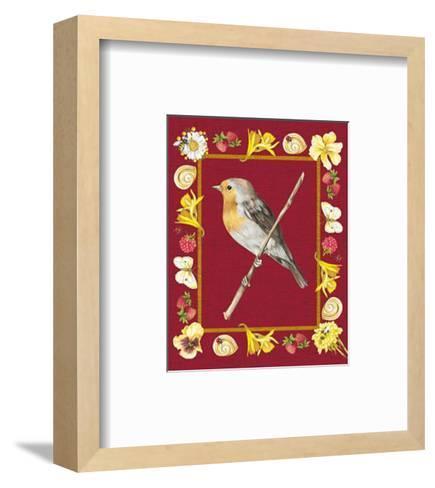 Nice Animals Bird--Framed Art Print