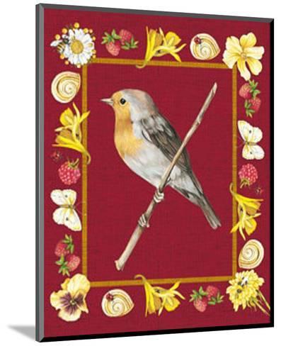 Nice Animals Bird--Mounted Art Print