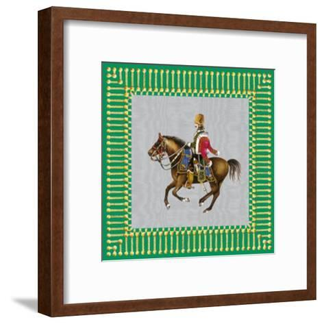 Kids Toy Soldiers IV--Framed Art Print