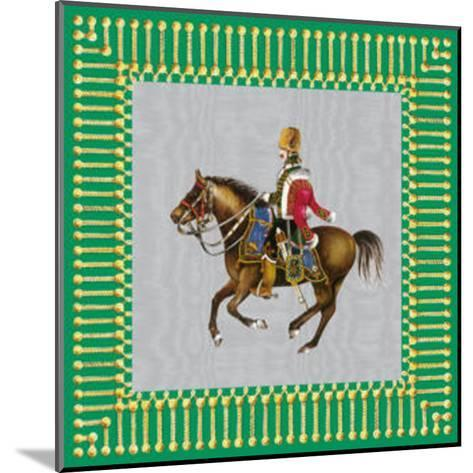 Kids Toy Soldiers IV--Mounted Art Print