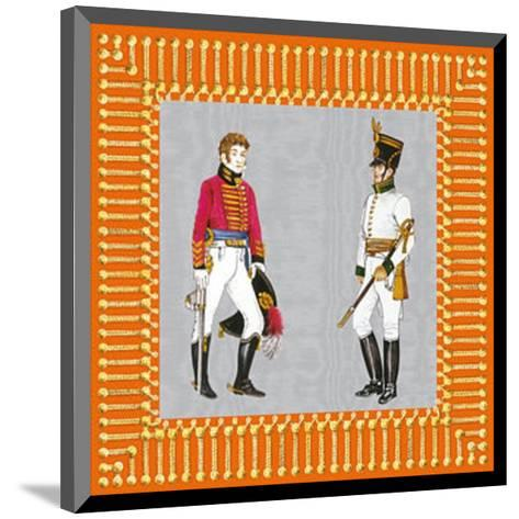 Kids Toy Soldiers V--Mounted Art Print