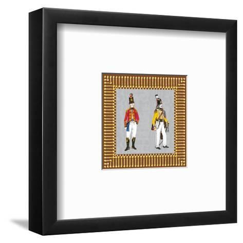 Kids Toy Soldiers VI--Framed Art Print