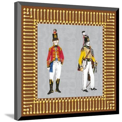 Kids Toy Soldiers VI--Mounted Art Print