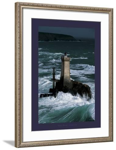 Gorlebella-Valery Hache-Framed Art Print