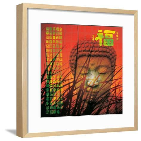 Buddha no. 1--Framed Art Print