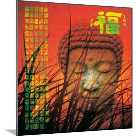 Buddha no. 1--Mounted Art Print