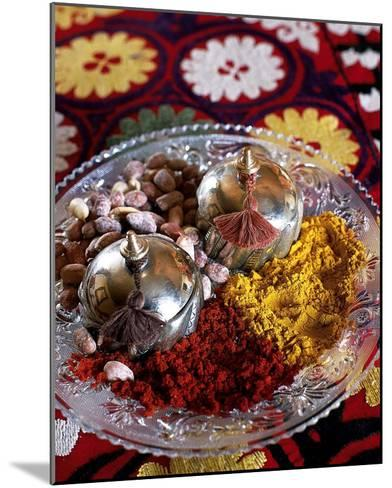 Spices Morocco-A. Baralhe-Mounted Art Print