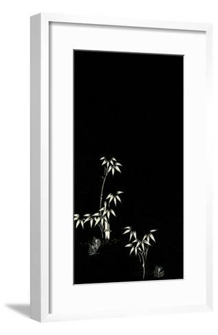 Bamboo Night--Framed Art Print