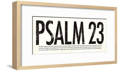 Psalm 23-Stephanie Marrott-Framed Art Print