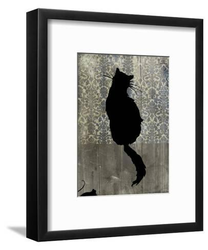 Mouse Hunt I-Alicia Ludwig-Framed Art Print