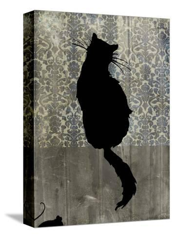 Mouse Hunt I-Alicia Ludwig-Stretched Canvas Print