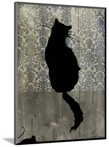 Mouse Hunt I-Alicia Ludwig-Mounted Art Print