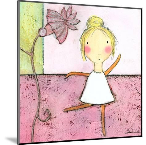 Pink Ballerina-Carla Sonheim-Mounted Art Print