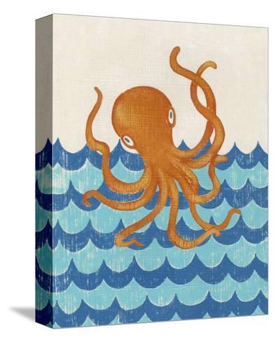 Truman's Voyage II-Chariklia Zarris-Stretched Canvas Print