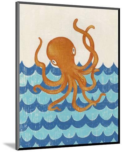 Truman's Voyage II-Chariklia Zarris-Mounted Art Print