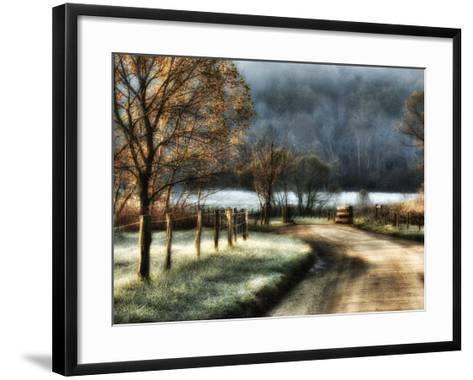 Morning Frost-Danny Head-Framed Art Print