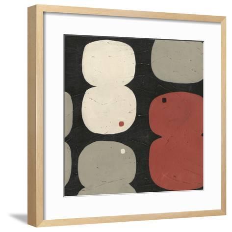 Figure Eight I-Erica J^ Vess-Framed Art Print