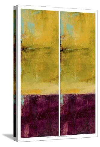 Velvet Jade I (2-Up)-Erin Ashley-Stretched Canvas Print