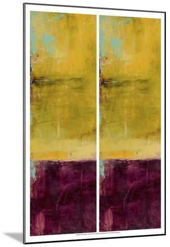 Velvet Jade I (2-Up)-Erin Ashley-Mounted Art Print