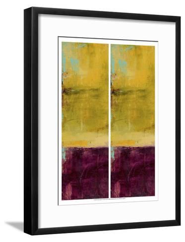 Velvet Jade I (2-Up)-Erin Ashley-Framed Art Print
