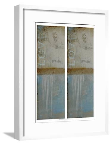 Softly Spoken I (2-Up)-Erin Ashley-Framed Art Print