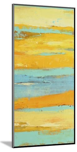 Caribbean Sunrise II-Erin Ashley-Mounted Art Print