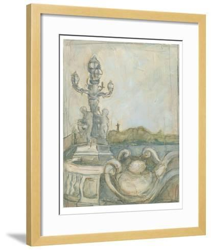View of Paris I-Ethan Harper-Framed Art Print