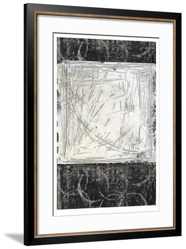 Kinetic Geometry II-Ethan Harper-Framed Art Print