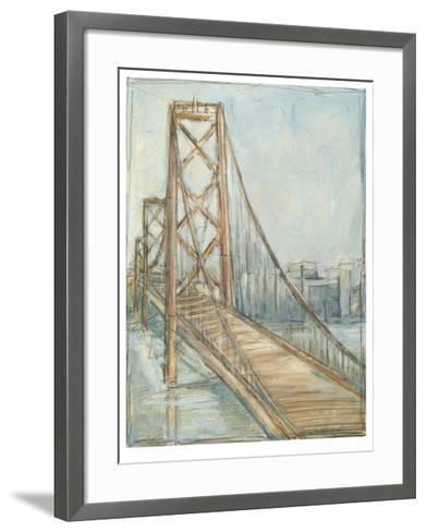 Metropolitan Bridge I-Ethan Harper-Framed Art Print
