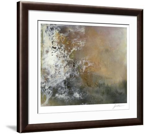 Colors After Rain I-Ferdos Maleki-Framed Art Print