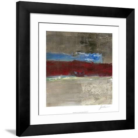 Heart Beats I-Ferdos Maleki-Framed Art Print