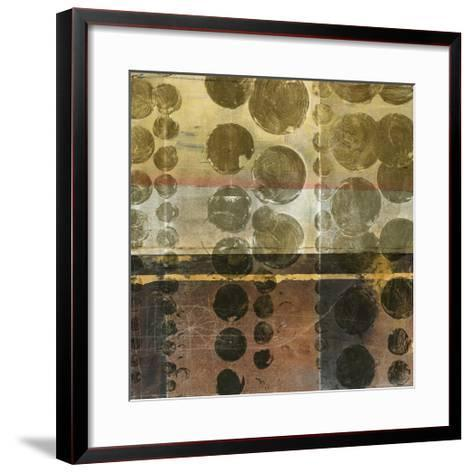 Droplets I-Jennifer Goldberger-Framed Art Print