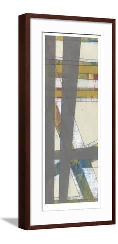Primary Industry I-Jennifer Goldberger-Framed Art Print