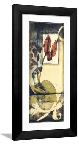 Secret Garden V-Jennifer Goldberger-Framed Art Print