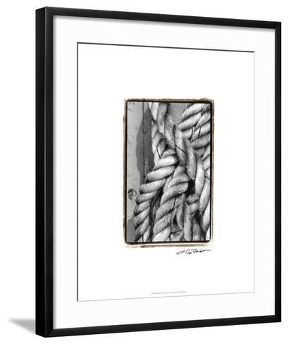 Tied Up I-Laura Denardo-Framed Art Print