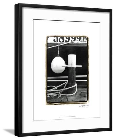 All Tied Up-Laura Denardo-Framed Art Print